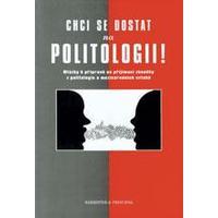 Chci se dostat na politologii!