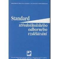Standard středoškolského odborného vzdělávání  DOPRODEJ