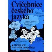 Cvičebnice českého jazyka pro 2. ročník ZŠ - pracovní sešit