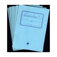 Písanky - (soubor 5 sešitů)