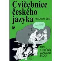 Cvičebnice českého jazyka pro 5.ročník ZŠ - pracovní sešit