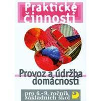 Praktické činnosti - Provoz a údržba domácnosti pro 6.-9. ročník ZŠ