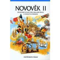 Novověk II - dějepisný atlas pro ZŠ a víceletá gymnázia