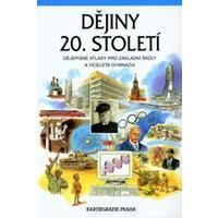 Dějiny 20.století - dějepisný atlas pro ZŠ a VG