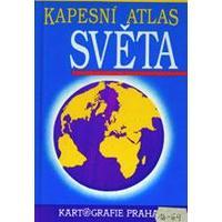 Kapesní atlas světa (r.1995)  DOPRODEJ