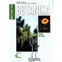 Botanika 1 - Bakterie, řasy, houby - učebnice pro ZŠ a gymnázia / DOPRODEJ