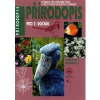 Přírodopis pro 7.ročník ZŠ - botanika 2, zoologie 2 - učebnice