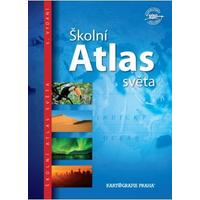 Školní atlas světa / 4.vydání /  KARTOGRAFIE -  VYPRODÁNO
