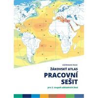 Žákovský atlas světa - pracovní sešit
