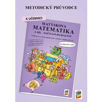 Metodický průvodce k Matýskově matematice 3.díl - NOVÁ