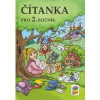 Čítanka pro 2.ročník ZŠ - učebnice