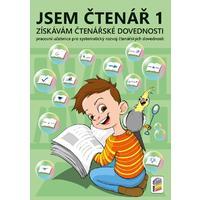 Jsem čtenář 1 - pracovní učebnice pro 2.ročník ZŠ