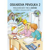 Oskarova prvouka 2.ročník - barevný pracovní sešit