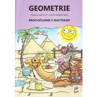 Procvičujeme s Matýskem 3.ročník - Geometrie - pracovní sešit