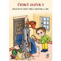 Český jazyk 3.ročník - 2.díl pracovní sešit