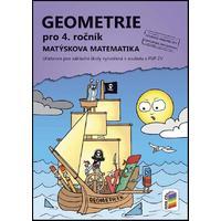 Matýskova matematika pro 4.ročník ZŠ - GEOMETRIE učebnice