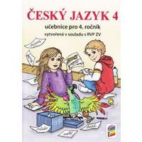Český jazyk 4.ročník - učebnice