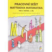 Matýskova matematika 5.ročník - 1.díl pracovní sešit