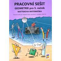 Matýskova matematika pro 5.ročník ZŠ - GEOMETRIE pracovní sešit