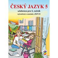 Český jazyk 5.ročník - učebnice