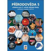 Přírodověda 5.ročník - Porozumění v souvislostech- učebnice