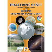 Zeměpis 6.ročník - 1.díl Vstupte na planetu Zemi - barevný pracovní sešit