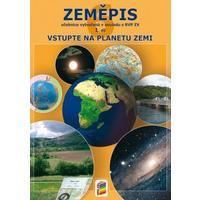Zeměpis 6.ročník - 1.díl Vstupte na planetu Zemi - učebnice