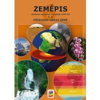 Zeměpis 6.ročník - 2.díl Přírodní obraz Země - učebnice