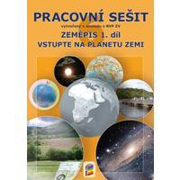 Zeměpis pro 6.ročník ZŠ (Vstupte na planetu Zemi) - 1.díl pracovní sešit
