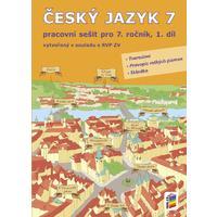 Český jazyk 7.ročník - 1.díl pracovní sešit
