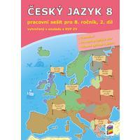 Český jazyk 8.ročník - 2.díl pracovní sešit