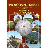 Zeměpis 8.ročník - Česká republika - 2.díl barevný pracovní sešit