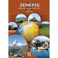Zeměpis pro 8.ročník ZŠ (Evropa) - 1.díl učebnice