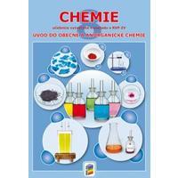 Chemie pro 8.ročník ZŠ - učebnice  (obecná a anorganická chemie)