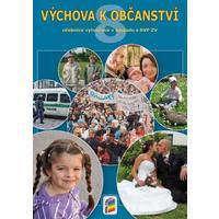 Výchova k občanství 8.ročník - učebnice