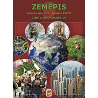Zeměpis pro 9.ročník ZŠ (Lidé a hospodářství) - učebnice