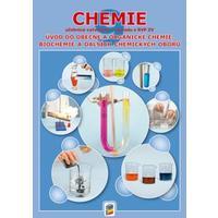Chemie pro 9.ročník ZŠ - Úvod do obecné a organické chemie,biochemie... - učebnice
