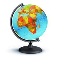 Globus ARIES 16cm - politická mapa (nesvětelný)