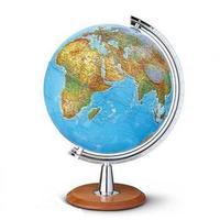 Globus FALCON 40cm - zeměpisná/politická mapa (světelný)