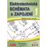 Elektrotechnická schémata a zapojení 1 - základní prvky a obvody