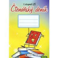 Čtenářský deník pro 1.stupeň ZŠ
