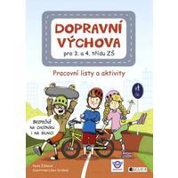 Dopravní výchova pro 3.-4.třídu ZŠ - pracovní listy a aktivity