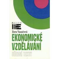 Ekonomické vzdělávání - učební texty pro odborné školy (r.1998)  DOPRODEJ