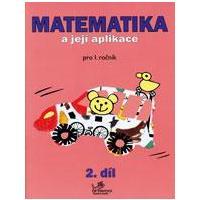 Matematika a její aplikace 1.ročník - 2.díl  MODRÁ ŘADA