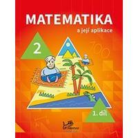 Matematika a její aplikace 2.ročník - 1.díl  MODRÁ ŘADA