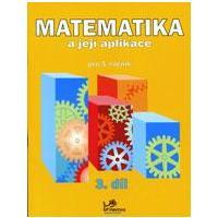 Matematika a její aplikace 5.ročník - 3.díl  MODRÁ ŘADA