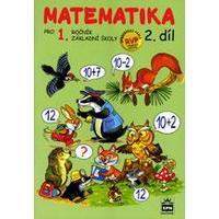 Matematika pro 1.ročník ZŠ - 2.díl