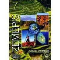 Zeměpis pro 7.ročník ZŠ (Zeměpis světadílů) - učebnice