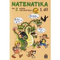 Matematika pro 2. ročník ZŠ - 1.díl pracovní učebnice