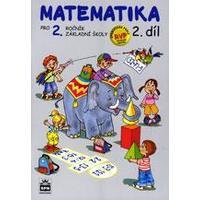 Matematika pro 2. ročník ZŠ - 2.díl pracovní učebnice